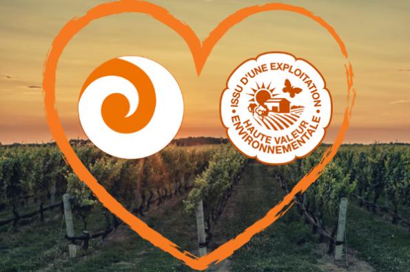 Propriétés HVE et vins de marque certifiés : nous partageons le même environnement