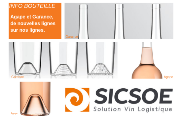 Les bouteilles hors-standard: innover, c'est aussi s'adapter!