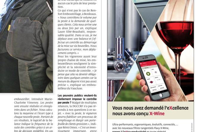 Centilisation La Vigne N318 Avril 2019-2
