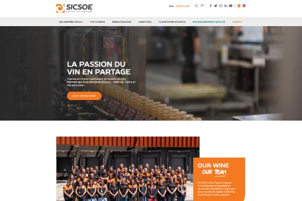 C'est la rentrée chez SICSOE : notre site web fait peau neuve ! #insideSICSOE